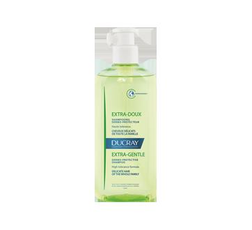 Extra-Doux shampooing dermo-protecteur pour cheveux délicats, 400 ml