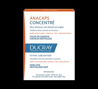 Anacaps Concentré complément alimentaire , 60 unités