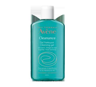 Cleanance gel nettoyant sans savon, 200 ml