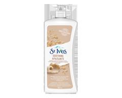 Image du produit St. Ives - Lotion pour le corps, 600 ml, avoine et beurre de karité, naturellement apaisante