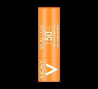 Ideal Soleil bâton protection zones sensibles, 9 g, FPS 60