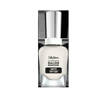 Complete Salon Manicure Matte Top Coat vernis de finition, 14,7 ml