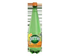 Image du produit Perrier - Eau de source naturelle gazéifée, 1 L, orange