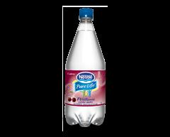 Image du produit Nestle Pure Life - Eau pétillante, 1L, cerise noire