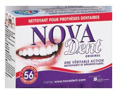Image du produit Novadent - Novadent original, 56 jours, 8 unités, Pepper mint
