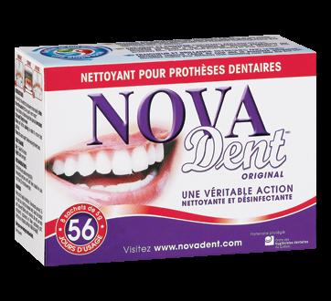Novadent original, 56 jours, 8 unités, Pepper mint
