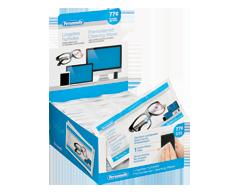 Image du produit Personnelle - Lingettes humides pour lentilles et écrans d'affichage, 3 unités