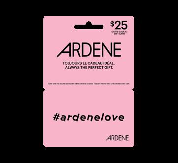 Carte-cadeau Ardene de 25$, 1 unité