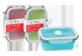 Vignette du produit Home Exclusives - Contenant repliable en silicone, 500 ml
