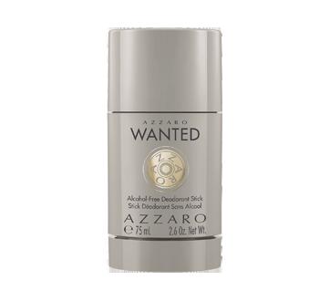 Azzaro Wanted bâton déodorant, 75 g