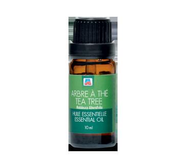 Huile essentielle 10 ml arbre th pjc lubrifiant massage hydratant jean coutu - Huile arbre a the ...