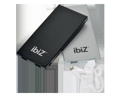Image du produit ibiZ - Chargeur portatif de 8000 mAh, 1 unité