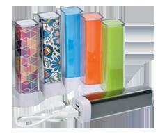 Image du produit ibiZ - Chargeur portatif de 2600 mAh/9,62 Wh., 1 unité