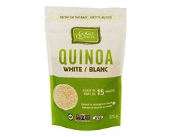 Image du produit Gogo Quinoa - Quinoa blanc, 375 g