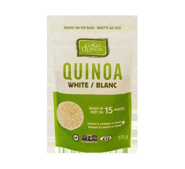 Quinoa blanc, 375 g