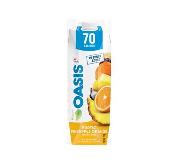 Image 2 du produit Oasis - Jus ananas et orange exotique 70 calories, 960 ml