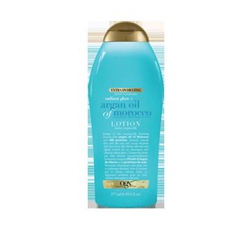 Huile d'argan du Maroc lotion corporelle hydratante et réparatrice, 577 ml