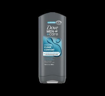 Gel douche corps et visage, 300 ml, le propre du confort