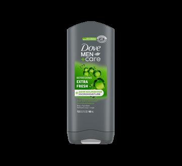 Fraîcheur ultra gel douche corps + visage  micro moisture, 400 ml