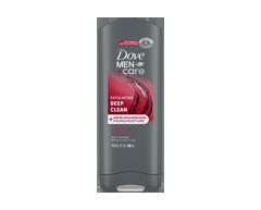Image du produit Dove Men + Care - Propreté Intense gel douche corps + visage , 400 ml