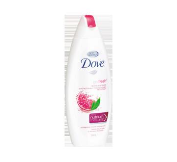 Go Fresh soin nettoyant revivifiant pour le corps parfum de grenade et verveine citronnelle, 354 ml