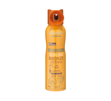 Image 2 du produit L'Oréal Paris - Sublime Bronze airbrush, 150 ml, moyen