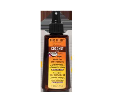 Hydrating Coconut Oil & Shea Butter huile coiffante à sec, 120 ml