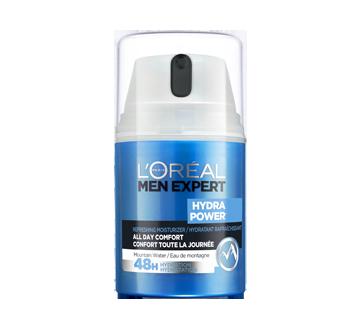 Men Expert Hydra Power crème hydratante avec acide hyaluronique, 50 ml