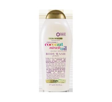 Huile de coco miracle gel douche extracrémeux hydratation intense, 577 ml