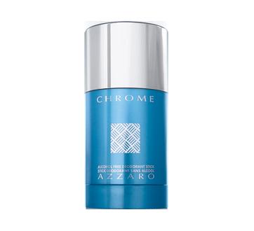 Chrome bâton déodorant, 75 g