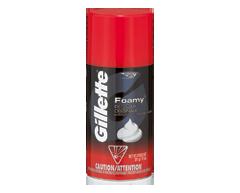 Image du produit Gillette - Foamy mousse à raser originale, 311 g