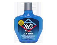 Image du produit Aqua Velva - Classic Ice Blue après-rasage, 235 ml, fraîcheur