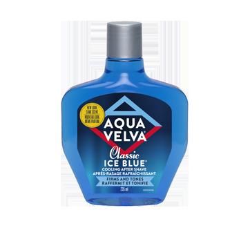Classic Ice Blue après-rasage, 235 ml, fraîcheur