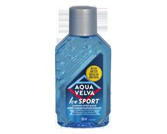 Image du produit Aqua Velva - Ice Sport après-rasage, 200 ml, fraîcheur