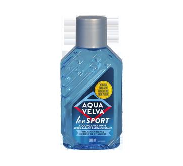 Ice Sport après-rasage, 200 ml, fraîcheur
