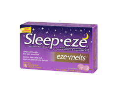 Image du produit Sleep-eze - Sleep-eze eze-melts, 16 unités