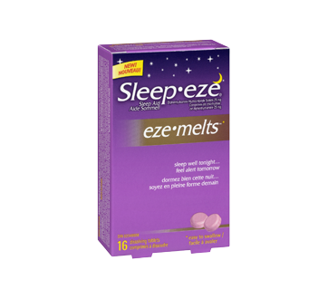 Image 5 du produit Sleep-Eze - Sleep-Eze eze-melts, 16 unités