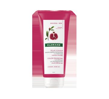 Éclat Couleur baume après-shampooing à la grenade, 200 ml