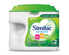 Image du produit Similac - Similac Advance Étape 2 préparation pour nourrissons, 658 g