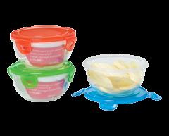 Image du produit Home Exclusives - Contenant pour aliments avec couvercle, 380 ml