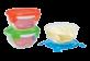 Vignette du produit Home Exclusives - Contenant pour aliments avec couvercle, 380 ml