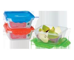 Image du produit Home Exclusives - Contenant pour aliments avec couvercle, 570 ml
