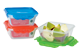 Vignette du produit Home Exclusives - Contenant pour aliments avec couvercle, 570 ml