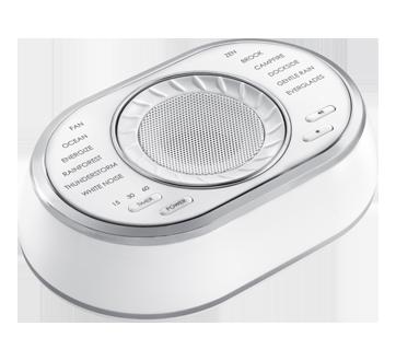 Image du produit HoMedics -  SoundSpa Ultra appareil sonore portatif rechargeable, 1 unité