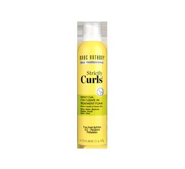 Strictly Curls Perfect Curl mousse de traitement 7 en 1 sans rinçage, 210 ml