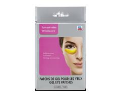 Image du produit PJC - Patchs de gel pour les yeux soin antiride, 6 unités