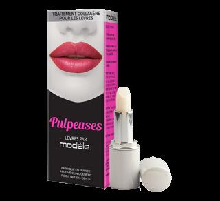 Lèvres Pulpeuses traitement collagène pour les lèvres, 4 g