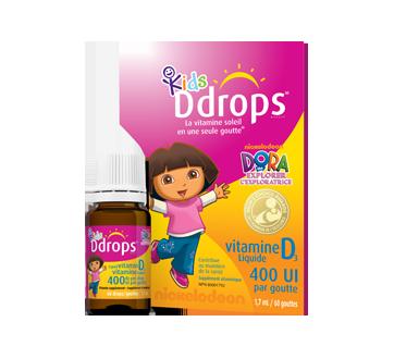 Image 1 du produit Ddrops - Kids Ddrops 400 UI, 1,7 ml