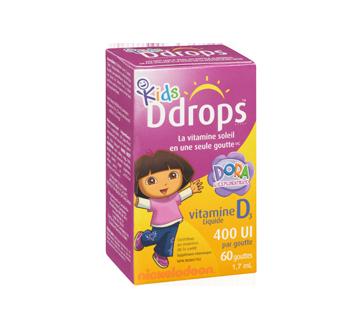 Image 2 du produit Ddrops - Kids Ddrops 400 UI, 1,7 ml