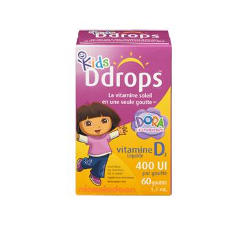 Image 3 du produit Ddrops - Kids Ddrops 400 UI, 1,7 ml